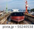 造船産業とジブクレーン 50240538