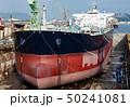 造船産業とジブクレーン 50241081