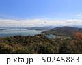 春の紫雲出山から詫間湾を見る 50245883