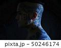 タトゥー 刺青 和彫りの青年 50246174