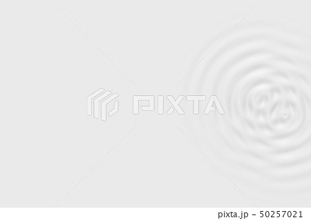 Abstract soft background, texture of white liquid  50257021