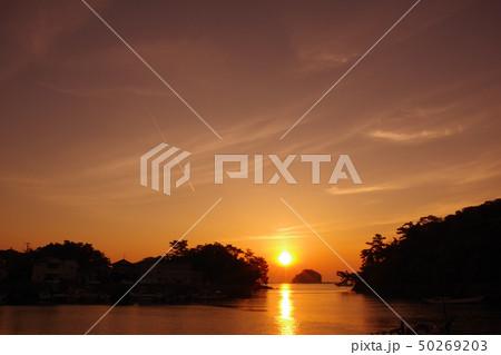 有明海の朝の風景33 50269203