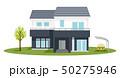 住宅 家 戸建てのイラスト 50275946