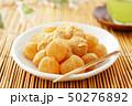 わらび餅 おやつ お菓子の写真 50276892