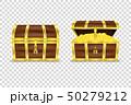 ベクトル 宝 宝物のイラスト 50279212