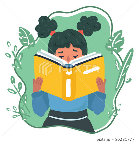 Elementary school cartoon. 50281777