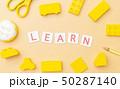 学ぶ おもちゃ 教育の写真 50287140