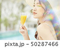 女性 女子旅 リゾート 50287466