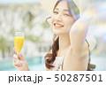女性 女子旅 リゾート 50287501