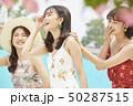女性 女子旅 リゾート 50287515