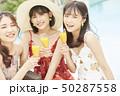 女性 女子旅 リゾート 50287558