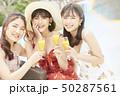 女性 女子旅 リゾート 50287561