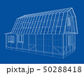 設計図 建物 ベクトルのイラスト 50288418
