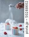 苺のシフォンケーキ 50288602