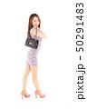 女性 アジア人 全身の写真 50291483