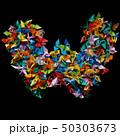 折り紙 鶴 おりがみの写真 50303673