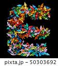 折り紙 鶴 おりがみの写真 50303692