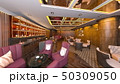レストラン 屋内 店内のイラスト 50309050