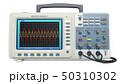 オシロスコープ オシログラフ 周波数のイラスト 50310302