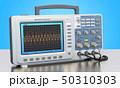 オシロスコープ オシログラフ 周波数のイラスト 50310303