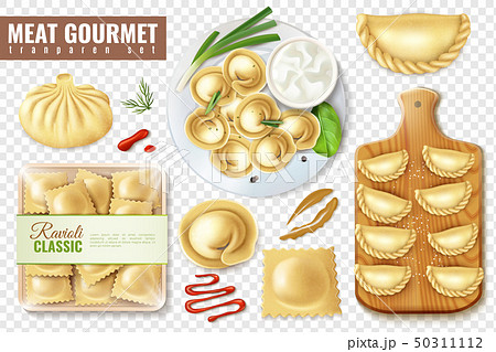 Meat Pockets Gourmet Collection 50311112