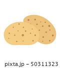 じゃが芋 ジャガイモ 芋のイラスト 50311323