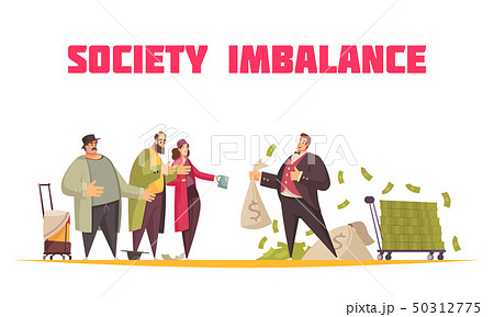 Rich Poor Imbalance Composition  50312775