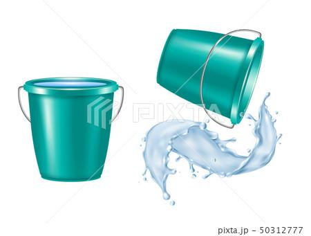 Bucket Realistic Set 50312777