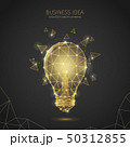 Lamp Business Idea Composition 50312855