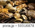 海産物 貝 料理の写真 50316878