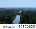 チェコ 橋 川の写真 50320825