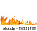 Realistic Fire Flames Background 50321565