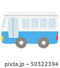 バス 車 乗り物のイラスト 50322394