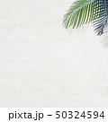 背景-南国-夏-ビーチ-白壁 50324594
