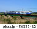 鉄橋 列車 電車の写真 50332482