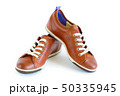 isolated unisex modern style jogging shoes 50335945