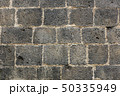 texture of the old stone wall 50335949