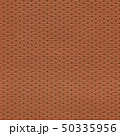 seamless brown perforated leather texture 50335956