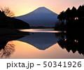 田貫湖と逆さ富士-77058 50341926