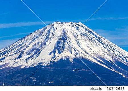富士山 4月中旬 50342653