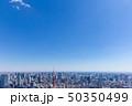 東京の広がる都市風景38 50350499