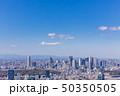 東京の広がる都市風景44 50350505