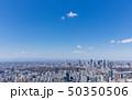 東京の広がる都市風景45 50350506