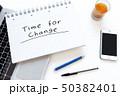 変化 変更 時間のイラスト 50382401