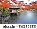 和歌山城の紅葉谷庭園 50382655