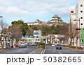国道より見る和歌山城 50382665