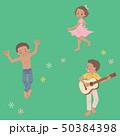 サンバを踊る子どもたち3 50384398