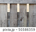 fence of rough boards outdoor closeup 50386359