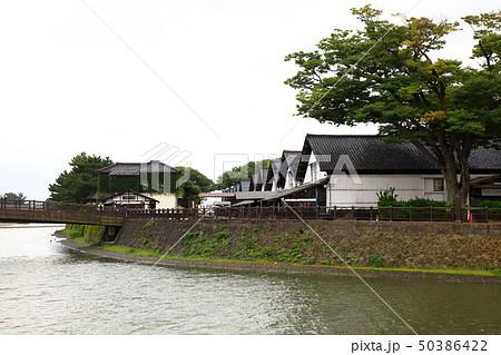 山形 酒田 山居倉庫 米蔵 50386422