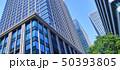 東京有楽町の新緑のビジネス街 50393805